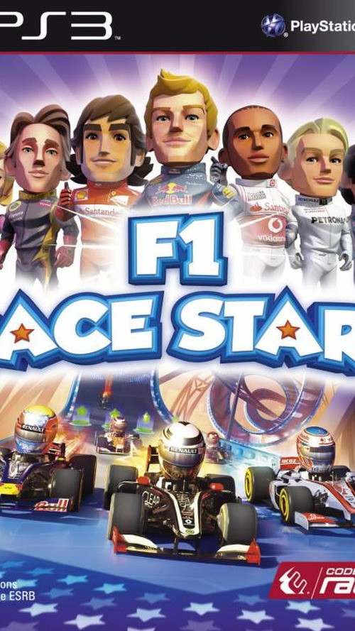 F1 Race Stars gameplay trailer released [video]