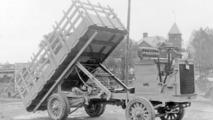 1912 GMC 5-Ton dump truck 30.3.2012