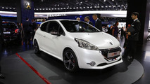 Peugeot 208 GTI at 2012 Paris Motor Show