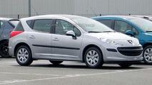 SPY PHOTOS: More Peugeot 207 SW