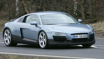 More Audi R8 Spy Photos