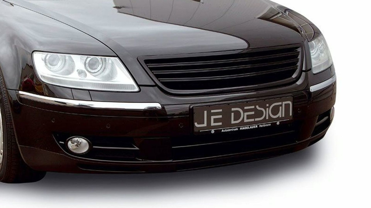 JE DESIGN grille for the VW Phaeton