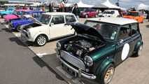 MINI United Festival Receives 25,000 Visitors at Silverstone