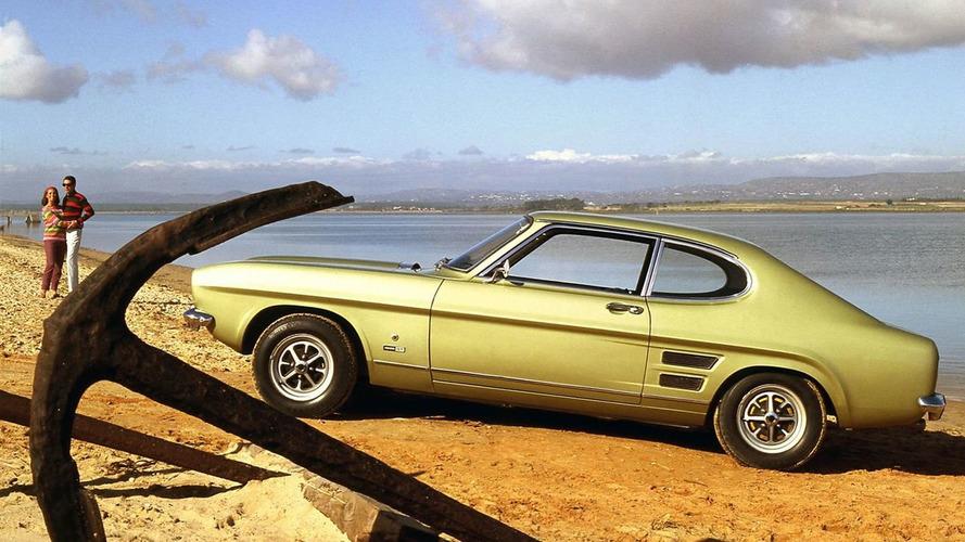 Ford Capri: Still Looking Good at 40