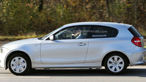 BMW 1-Series Hybrid Test Vehicle