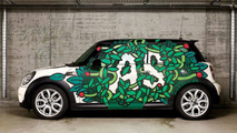 Ten MINI Art Cars in  'Wash Me' [Video]