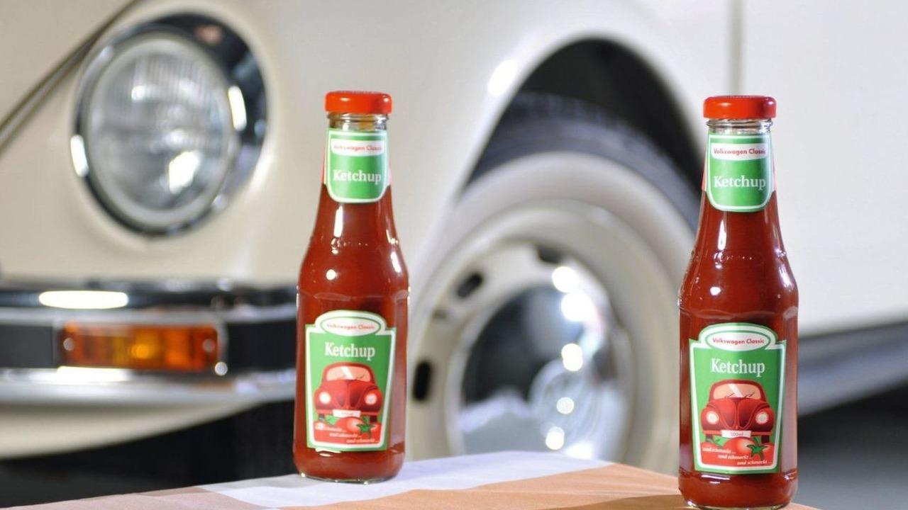 Volkswagen Classic Ketchup 08.04.2010