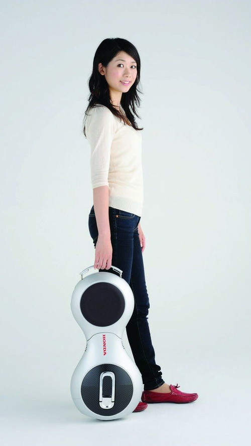 Honda Develops New Personal Mobility Device