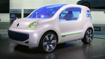 Renault Kangoo Z.E. Concept EV Announced for Production in 2011