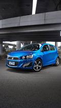 2014 Holden Barina RS 13.11.2013