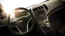 2014 Chevrolet Sonic in Deep Magenta Metallic 22.7.2013