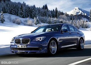 Alpina BMW B7 Bi-Turbo Allroad