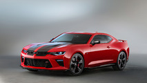 Chevrolet Camaro SS Black Accent Package concept