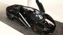 McLaren 675LT JVCKENWOOD Concept unveiled at CES