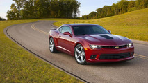 Chevrolet hints at an all-new Camaro for 2016