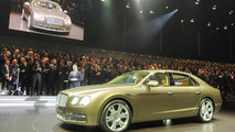 2014 Bentley Continental Flying Spur world debut