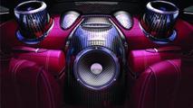 Pagani Huayra receives 1200W Sonus Faber audio system