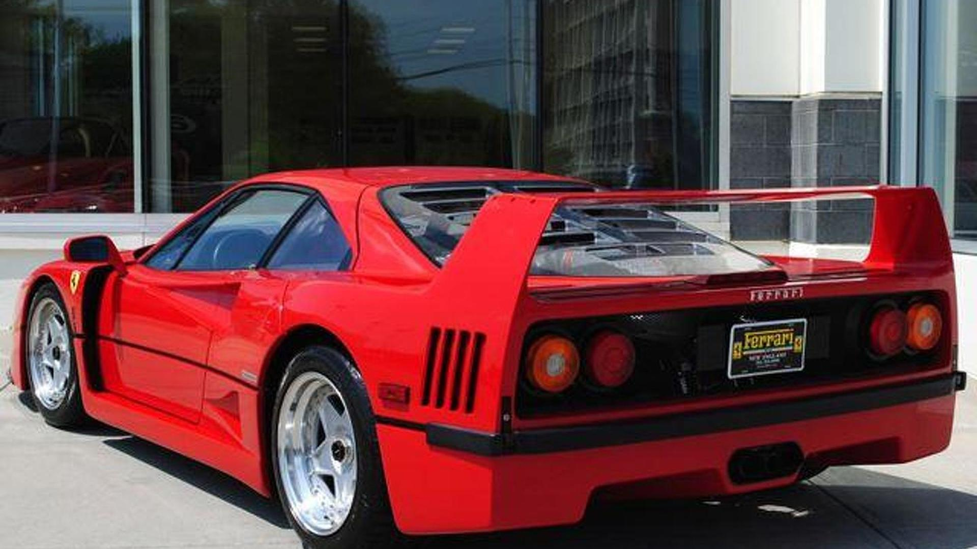 1990 Ferrari F40, 1995 F50 and 2003 Enzo available on sale ...