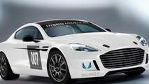 2013 Aston Martin Hybrid Hydrogen Rapide S
