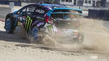 Block, Bakkerud get new Ford Focus for Rallycross season