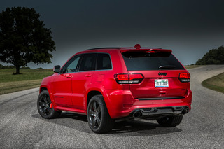 Yes! Jeep Grand Cherokee May Get a 707HP Hellcat V8