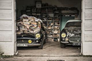 Unbelievable Automotive Goldmine Unearthed in France