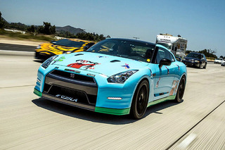 """The Infamous """"Duck Hunt"""" Nissan GT-R Needs a New Roost"""