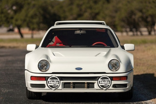 Time To Rob a Bank: A Ford RS200 is Heading to Auction