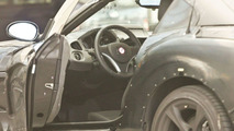 New BMW Z4 interior photo