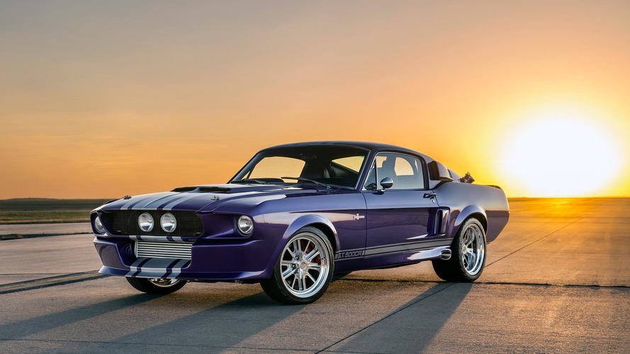 Ford Mustang by Classic Restorations