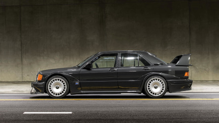 First Mercedes 190E Evo II auctioned in the U.S. sells for supercar money