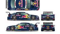 Mattias Ekström (Red Bull Audi A5 DTM) 21.3.2012