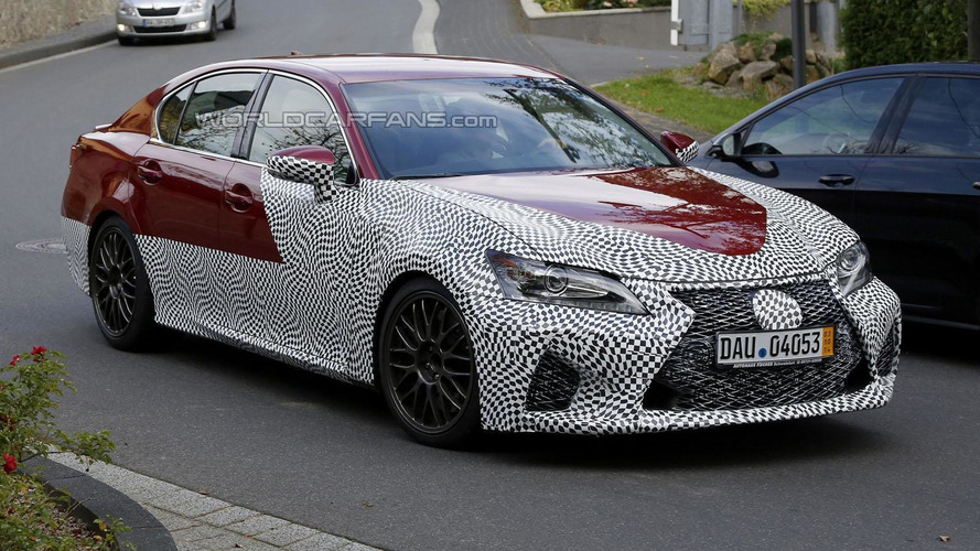 Lexus GS F & RC F Convertible reportedly announced at dealer conference