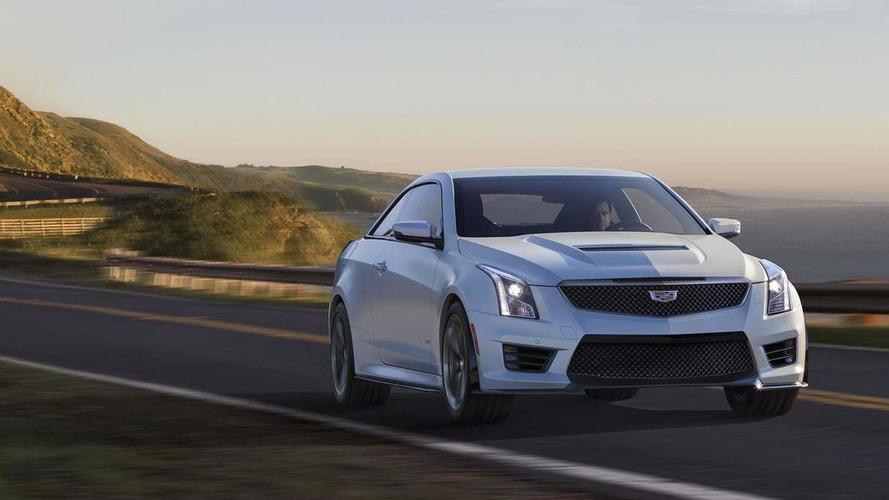 Cadillac says the rumored V8-powered ATS-V+ isn't happening