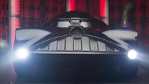 Darth Vader car by Hot Wheels
