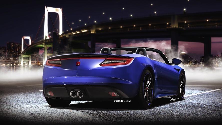 2017 Honda S2000 Concept