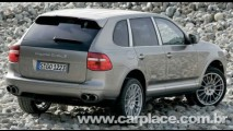 Salão de Pequim 2008: Porsche lança nova Cayenne Turbo S com 550 cavalos
