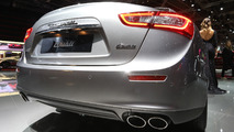 2016 Maserati Ghibli Paris Motor Show