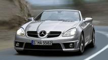 Mercedes SLK 55 AMG Facelift