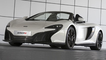 McLaren 650S Spider Al Sahara 79 unveiled in Dubai