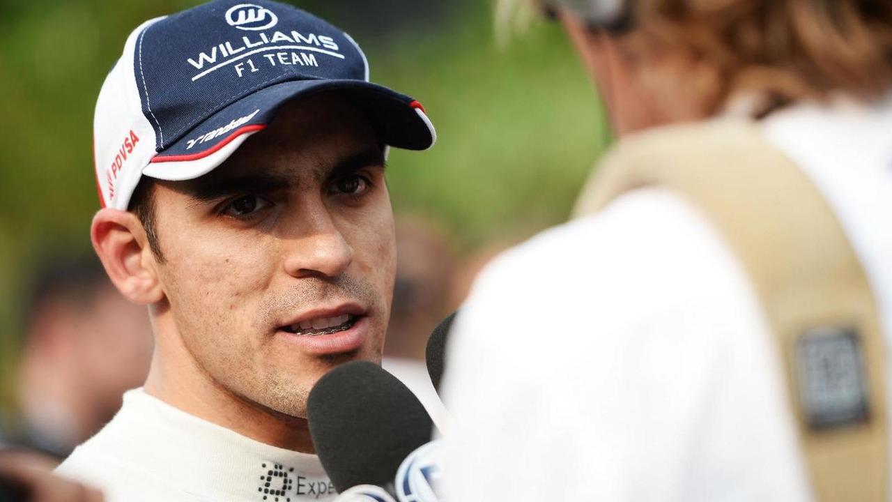 Pastor Maldonado 26.10.2013 Indian Grand Prix