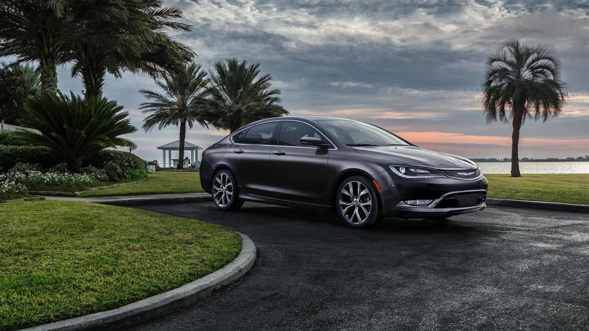 FCA in talks with partner to build Chrysler 200 & Dodge Dart successors