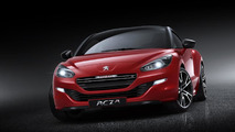 On-board video with Peugeot RCZ R at Goodwood FoS