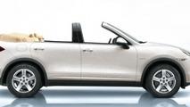 Porsche Cayenne Convertible revealed by Newport