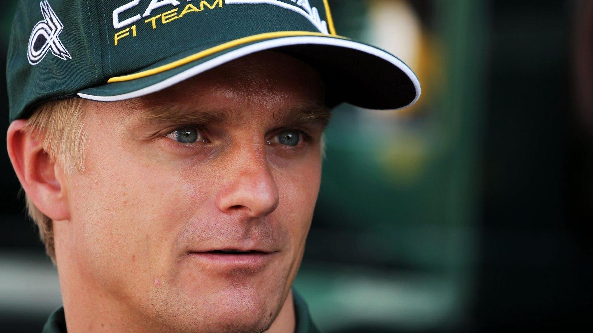 Caterham boss not denying Kovalainen rumours