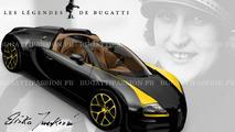 Bugatti Veyron Grand Sport Vitesse Elizabeth Junek