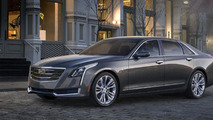First 2016 Cadillac CT6 going up for auction