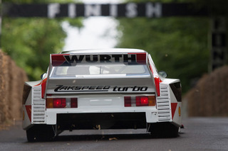 Zakspeed Ford Capri Turbo Made Mustangs Look Cutesy [w/video]