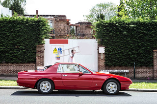 Ferrari 412 Pickup is Sexy, Yet Sacrilegious [W/Video]
