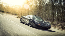 McLaren is selling one of the last F1s ever made, and it's stunning